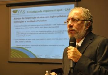 Raimundo Deusdará, Serviço Florestal: Módulos de análise do CAR ficarão prontos