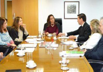 Reunião – Secretarias de Estado